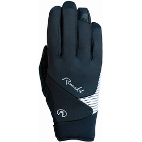 Roeckl Wolga Gloves Women black/white
